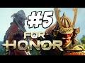 For Honor - Прохождение на русском - часть 5 - Путь за моря