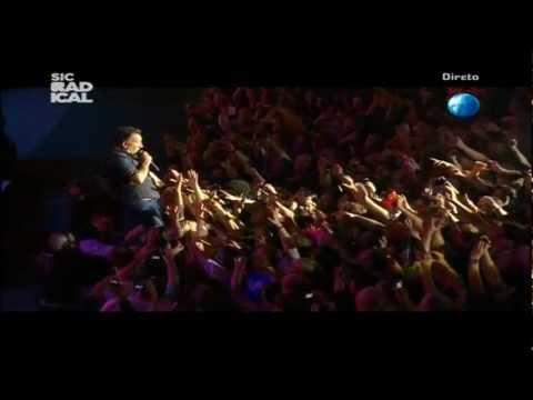 Bruce Springsteen LIVE - Rock in rio Lisboa 2012