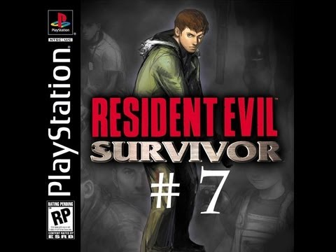 Resident Evil Survivor (PS1) Walkthrough part 7.