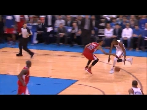 Kevin Durant Offense Highlights 2012/2013
