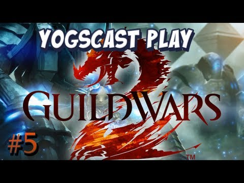 Guild Wars 2 - BIG SCARY DRAGON