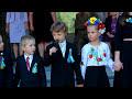 Фрагмент с конца видео флешмоб 122 школа 1 сентября 2016
