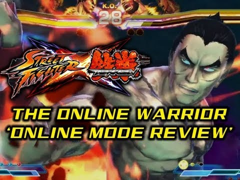 SFxT The Online Warrior: Episode 4 'Online Mode Review'