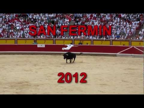 The Best Jumps On Bulls In San Fermin