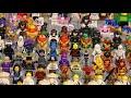 Фрагмент с конца видео - LEGO минифигурки моя коллекция