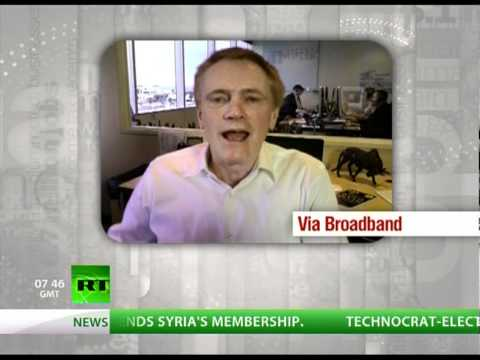Keiser Report: Corporations Fear OWS (E210)
