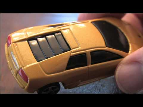 LAMBORGHINI MURCIELAGO Maisto car review by CGR Garage
