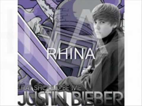 That Should Be Me-Justin Bieber (Sintunado Cover)