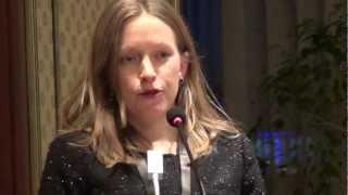 Christy Canterbury, MW  Türk Şarapları İzlenimleri