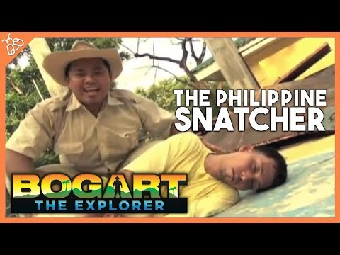 Bogart the Explorer The Filipino Snatcher