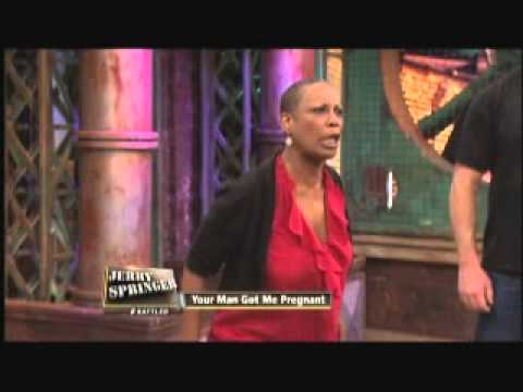 Your Man Got Me Pregnant (The Jerry Springer Show)