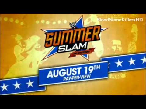 SummerSlam PPV 2012 Official Theme Song 'Don't Give Up' ᴴᴰ