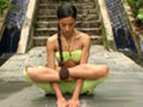 Yoga for curing stress