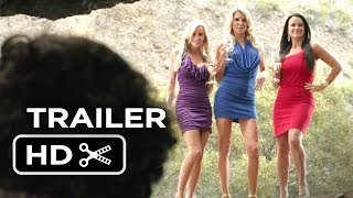 The Hungover Games Official Trailer (2014) - Hunger Games Parody Movie HD