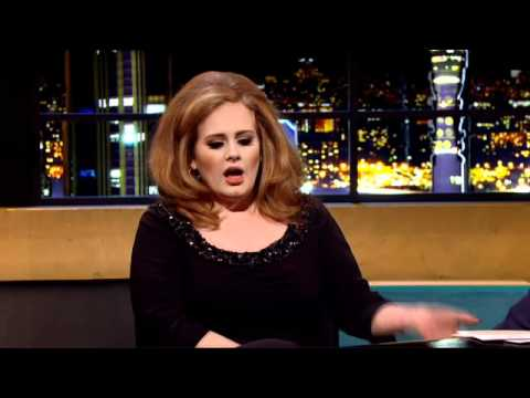 Adele - Interview (The Jonathan Ross Show - 3rd September 2011)