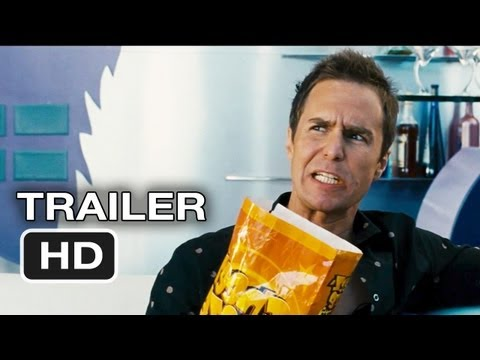 Seven Psychopaths Official Trailer #1 (2012) - Christopher Walken, Sam Rockwell Movie HD