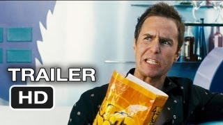 Seven Psychopaths Official Trailer (2012) - Christopher Walken, Sam Rockwell Movie HD