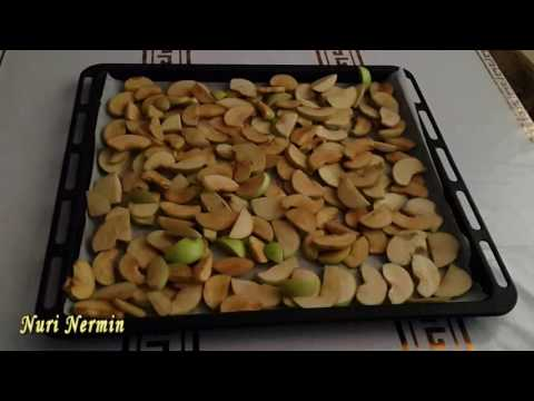 Как сделать сухофрукты из яблок домашнего
