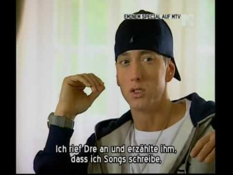 Eminem Full Interview on MTV Germany (2009, Part I)