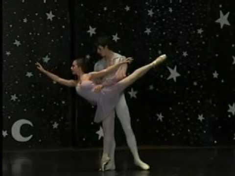 Ballet Dance [Pas De Deux]