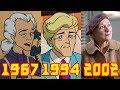 Эволюция Тёти Мэй (1967-2017)