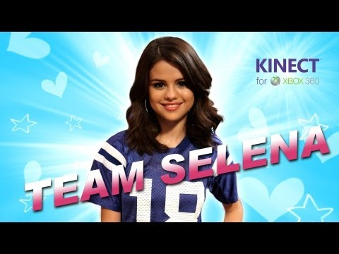 Selena Gomez Scores a Touchdown With Christina Grimmie!
