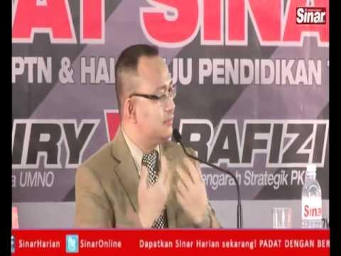 Debat PTPTN Rafizi Ramli VS Khairy Jamaluddin (Part 2)