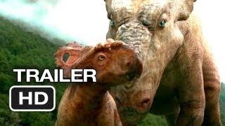 Walking With Dinosaurs 3D Official Trailer (2013) - CGI Movie HD