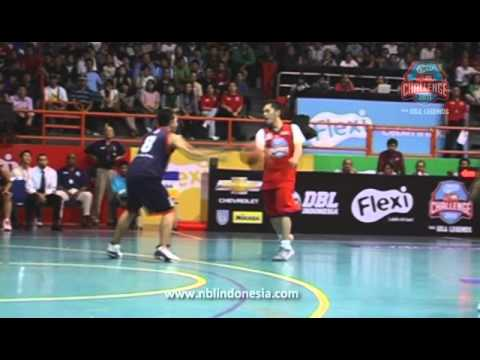 Celebrity Charity Game (Flexi NBL Indonesia Challenge 2011 feat. USA Legends)