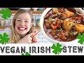 Vegan Irish Stew - Quick and Easy Stew Recipe