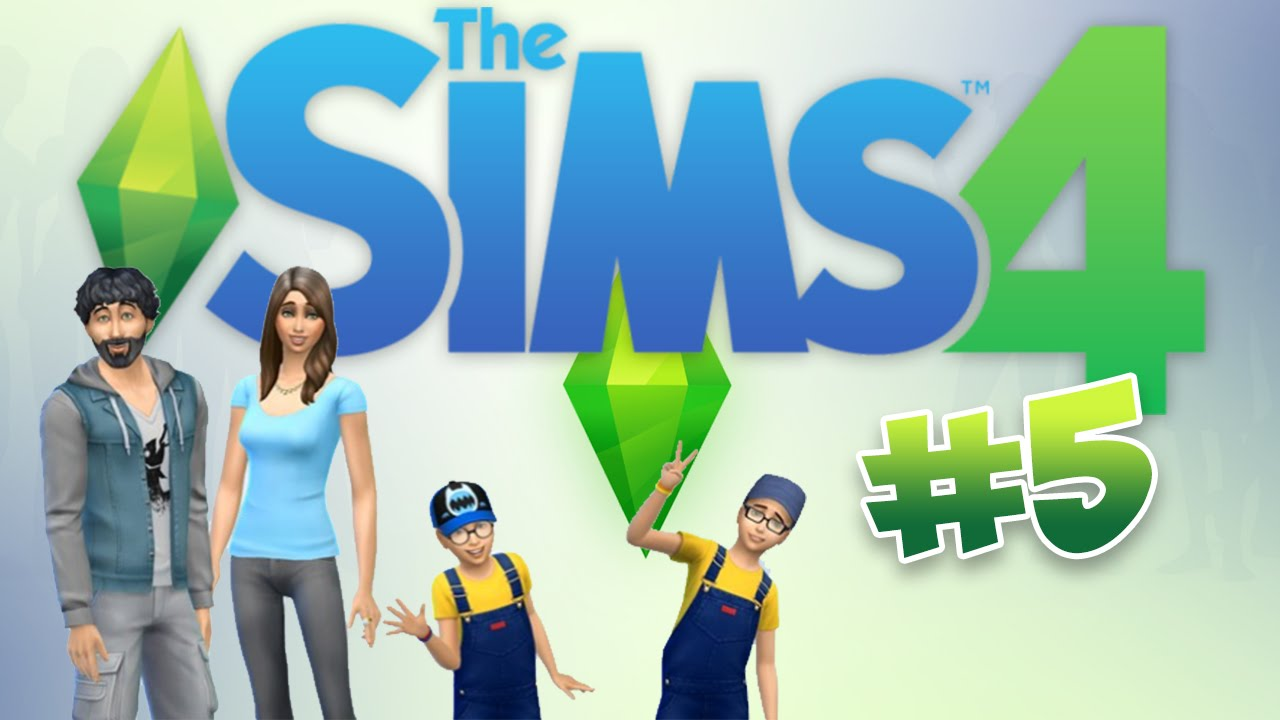 The Sims 4 - FIRST DATE! - #5