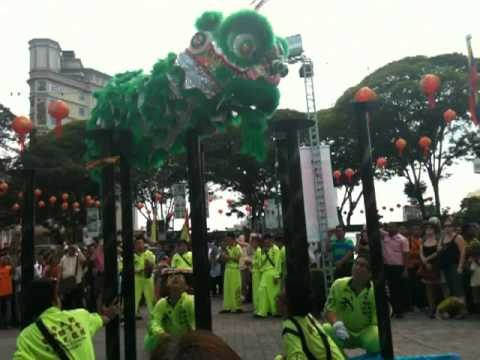 Dragon Show, Kuala Lumpur CNY 2012