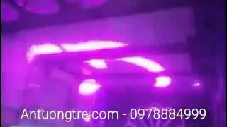 Thiết kế phòng karaoke, ánh sáng phòng karaoke King Gia Lai