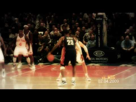[V51] LeBron James vs. Madison Square Garden