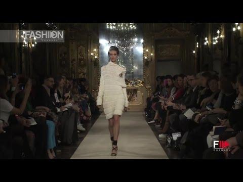 LES COPAINS Milan Fashion Week Fall 2015 by Fashion Channel