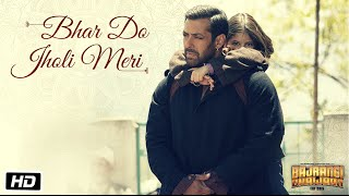 'Bhar Do Jholi Meri' Video Song - Bajrangi Bhaijaan