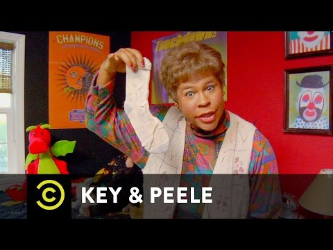 Key & Peele - MC Mom - Uncensored