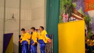 Команда из Житомира победила в фестивале детских команд КВН