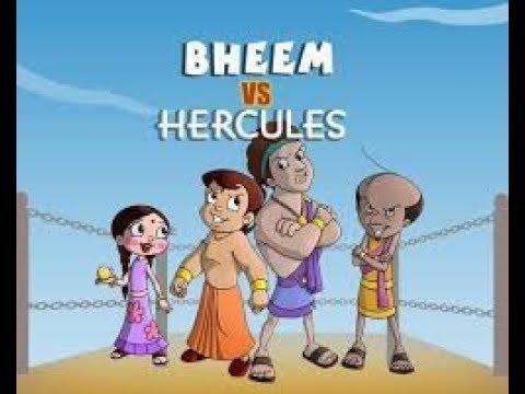 Chhota Bheem - Bheem vs Hercules