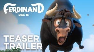 Ferdinand | Teaser Trailer [HD] | 20th Century FOX