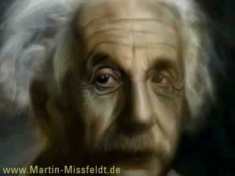 Speed painting Albert EINSTEIN by Martin Missfeldt