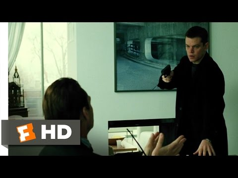 The Bourne Supremacy (4/9) Movie CLIP - Fighting ... poster