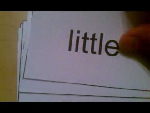 Kindergarten Sight Word List Palm Bay, FL