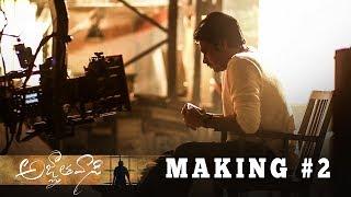 Agnyaathavaasi Making #2 | P