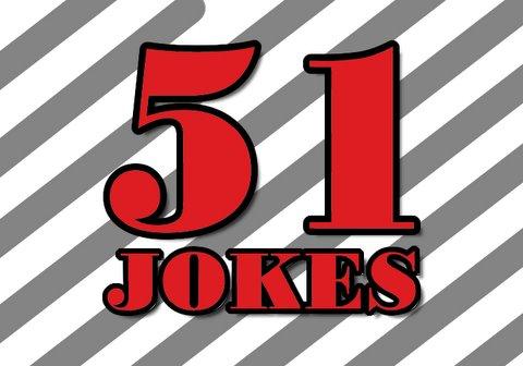 51 Jokes (in Four Minutes)