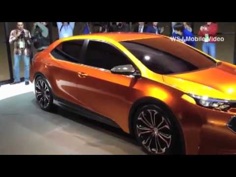2013 Detroit Auto Show - WorldStream Highlights