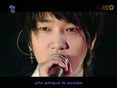 [HATO] Leeteuk ft Yesung - In Hyong (Spanish Subs).avi