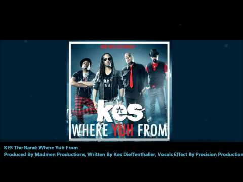 Kes : WHERE YUH FROM [2011 Trinidad][Electro Lights Riddim, Madmen Productions]