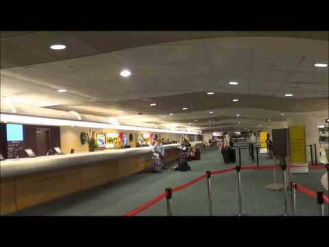 Orlando airport Car Hire Desks