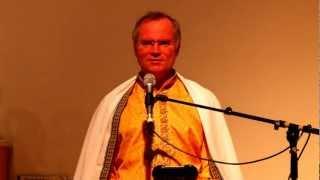 Chakra-Energie-Meditation mit Sukadev bei Yoga Vidya Bad Meinberg